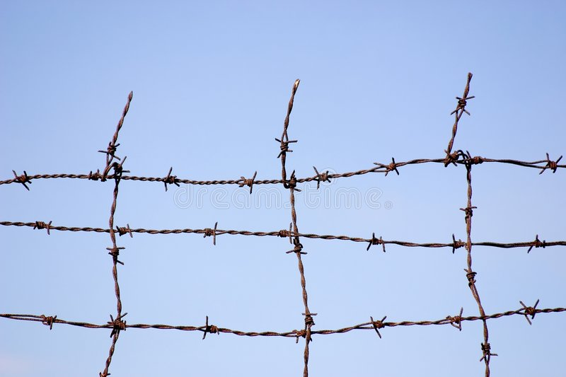 Download Barbed Wire Stock Photos - Image: 510563