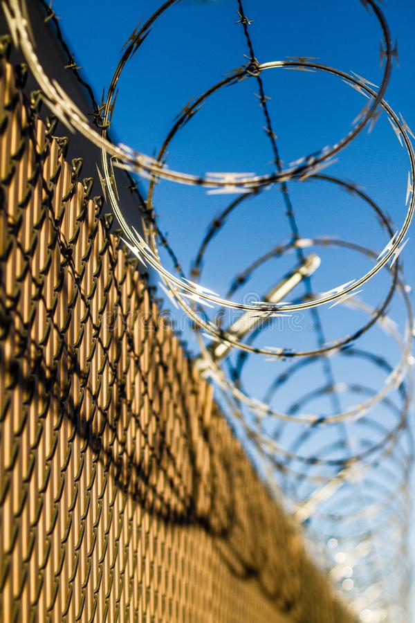 Barbed Wire Fence Free Public Domain Cc0 Image