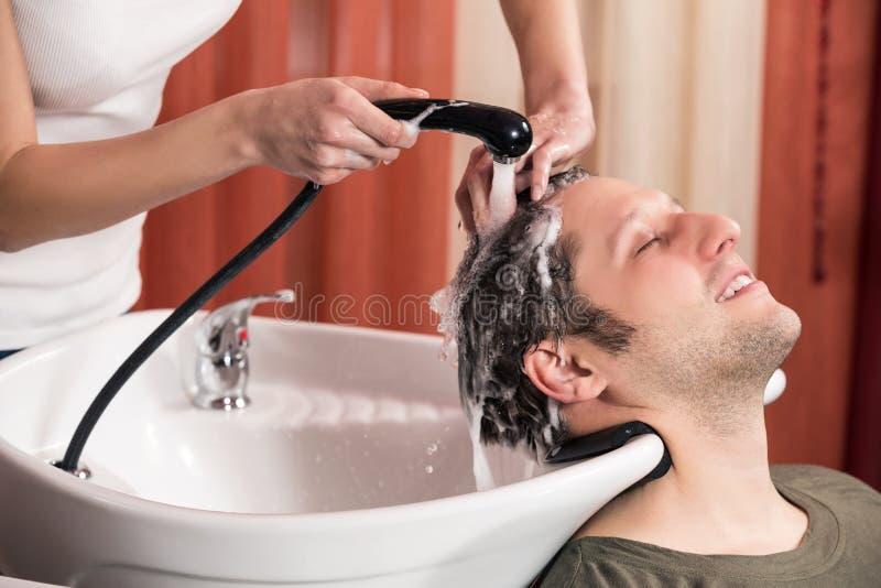 Barbeiro imagem de stock