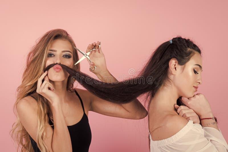 Barbeiro, forma, beleza imagens de stock