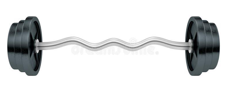 Barbells απεικόνιση αποθεμάτων