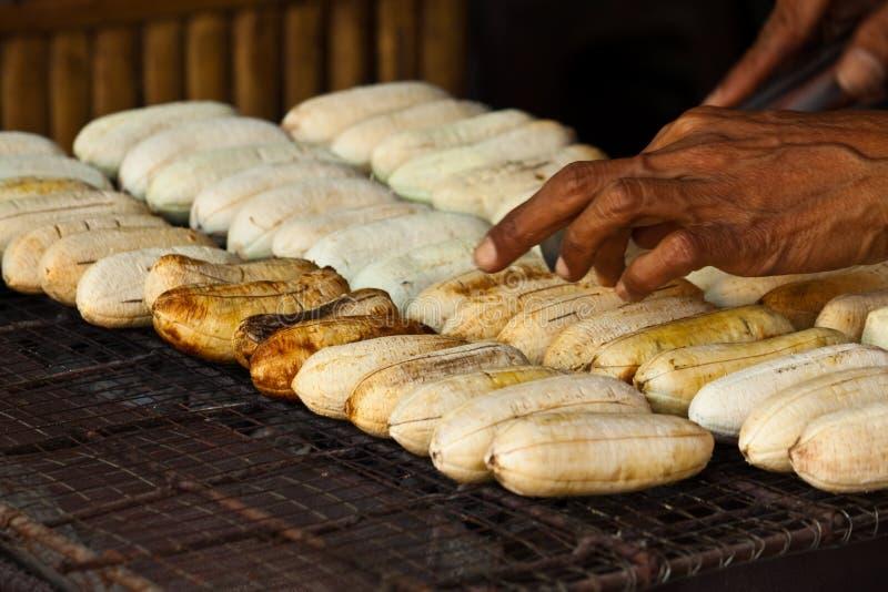 Download Barbeque banana stock image. Image of fresh, dish, juicy - 18044921