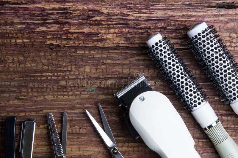 Barber Clippers profissional à moda, cabelo Clippers, sciss do cabelo imagem de stock royalty free