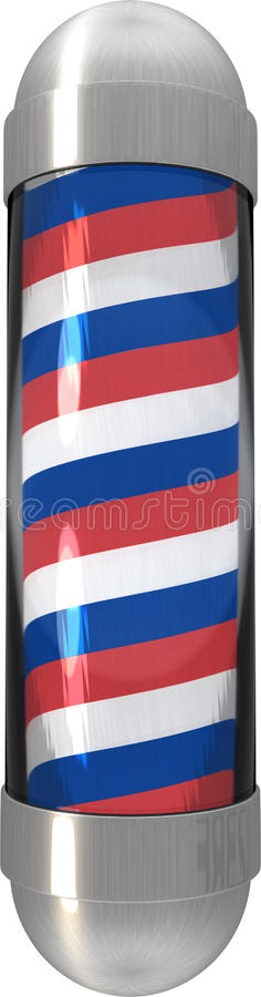 Barber Pole stock images