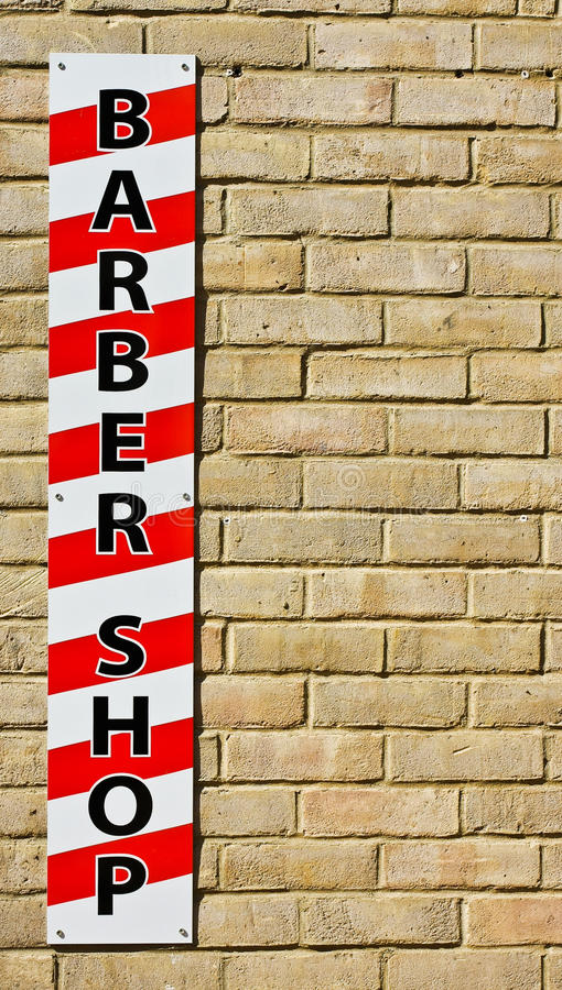 Download Barber shop stock photo. Image of barber, white, stripes - 20439656