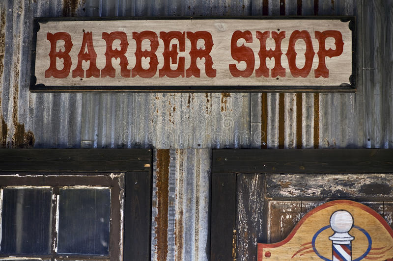 Download Barber Shop stock photo. Image of haircut, sign, retro - 22729330
