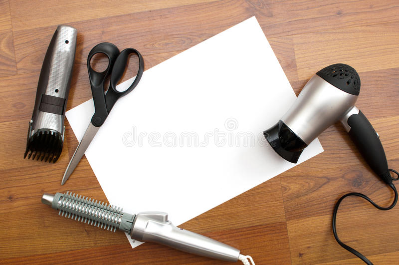 Download Barber tools stock photo. Image of closeup, hairdressing - 24394774