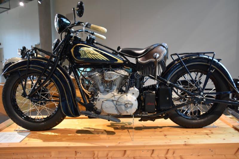 Barber Vintage Motorsports Museum à Leeds, Alabama images stock
