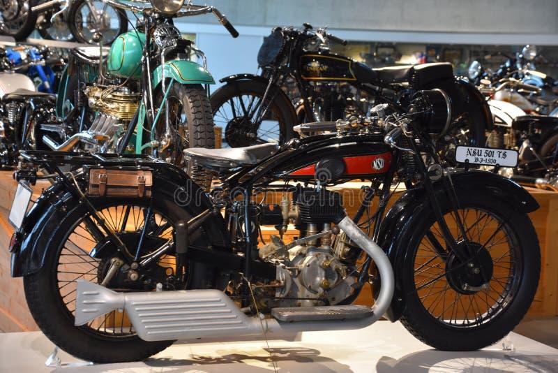 Barber Vintage Motorsports Museum a Leeds, Alabama immagine stock libera da diritti