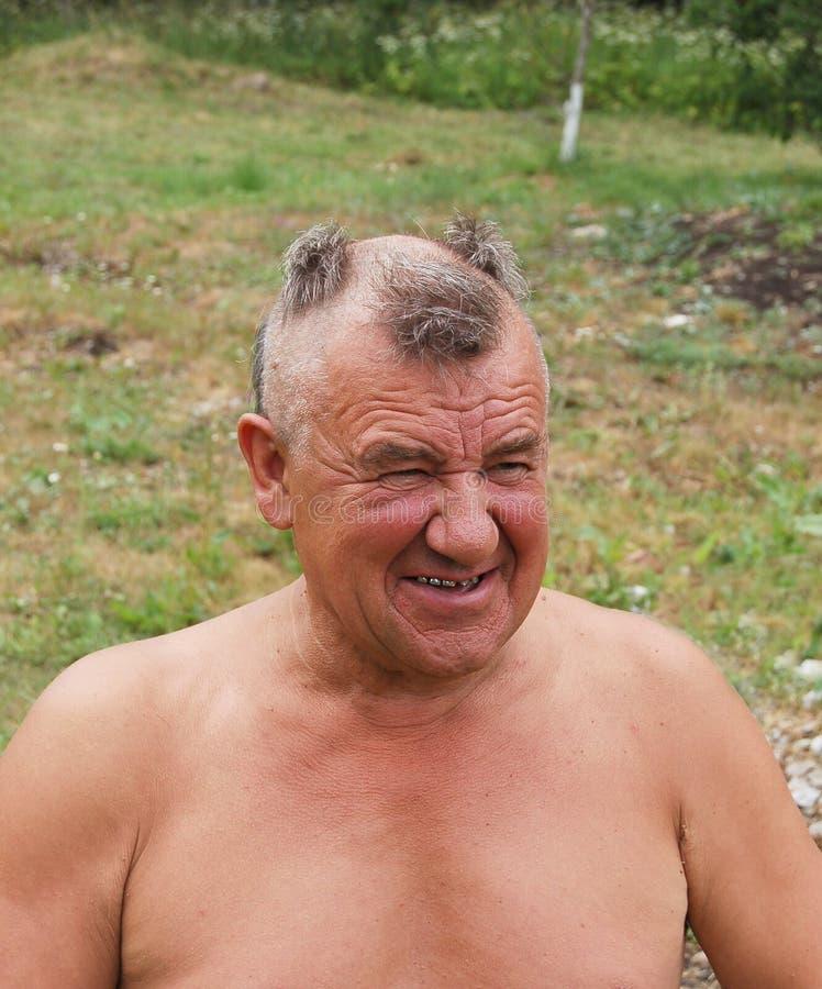 barbering的人 图库摄影