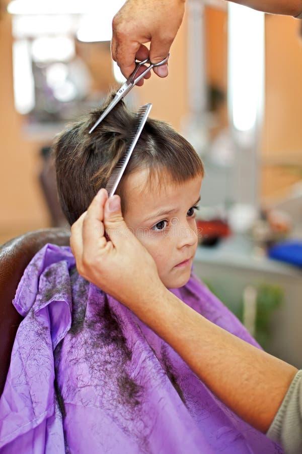 barbershop μπλε στοκ φωτογραφίες με δικαίωμα ελεύθερης χρήσης
