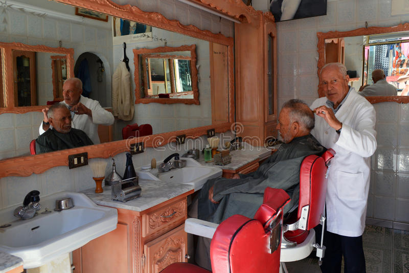Barbershop royalty free stock images