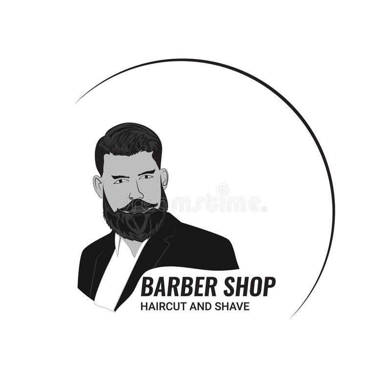 Barbershop Mens Style Stock Vector Illustration Of Gentleman 135987816