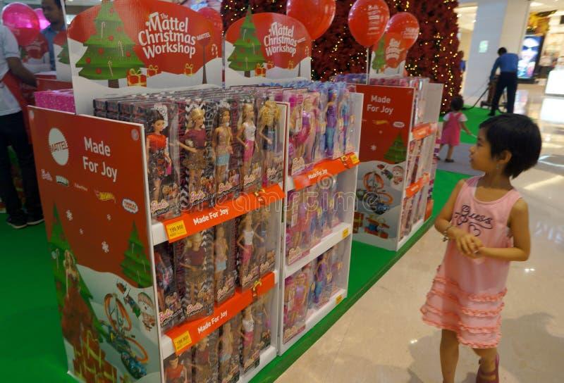 Barbie dockor fotografering för bildbyråer