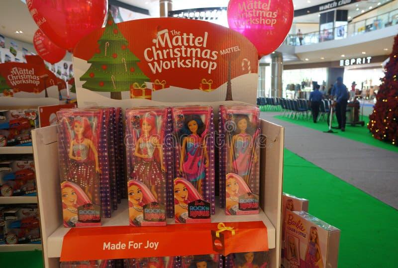 Barbie dockor royaltyfria foton