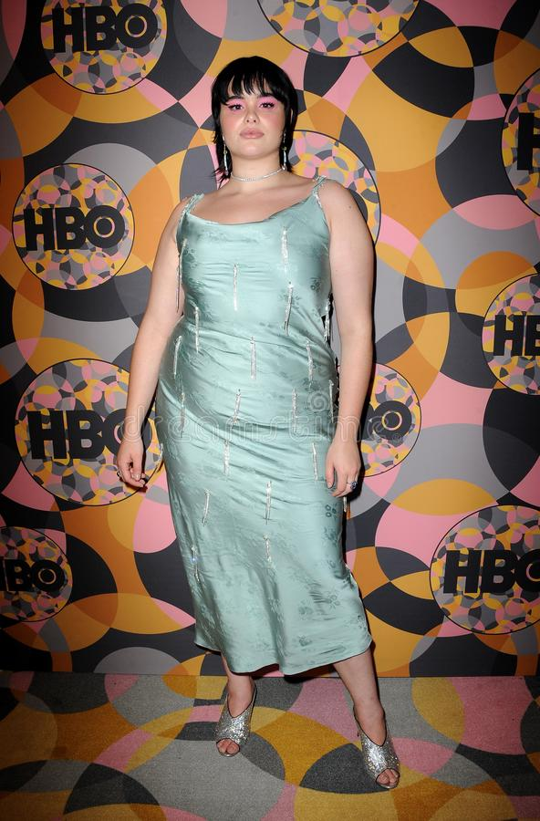 Barbie Ferreira royalty free stock images