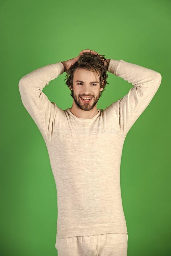 Barbiere e parrucchiere, modo maschio fotografia stock libera da diritti