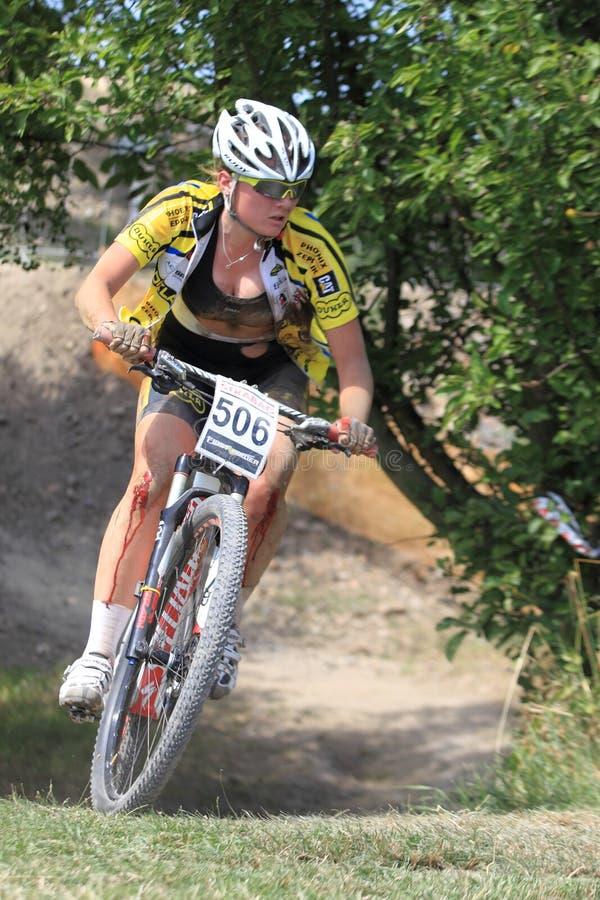 Download Barbora Dzerengova - MTB Cross Country Editorial Image - Image: 43083010