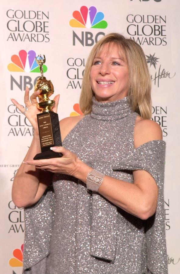 Barbra Streisand stockbild