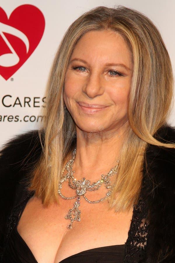 Barbra Streisand immagine stock libera da diritti