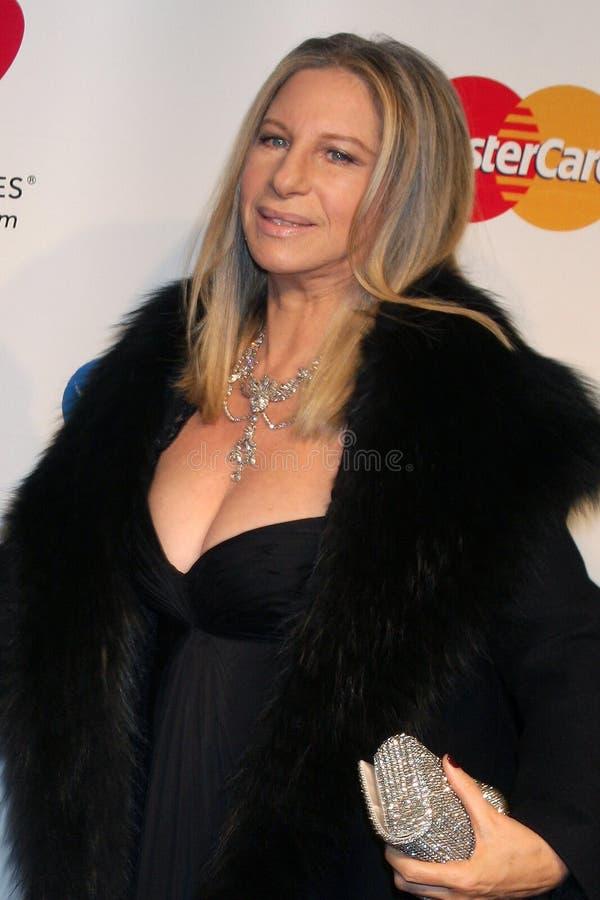 Barbra Streisand stock fotografie