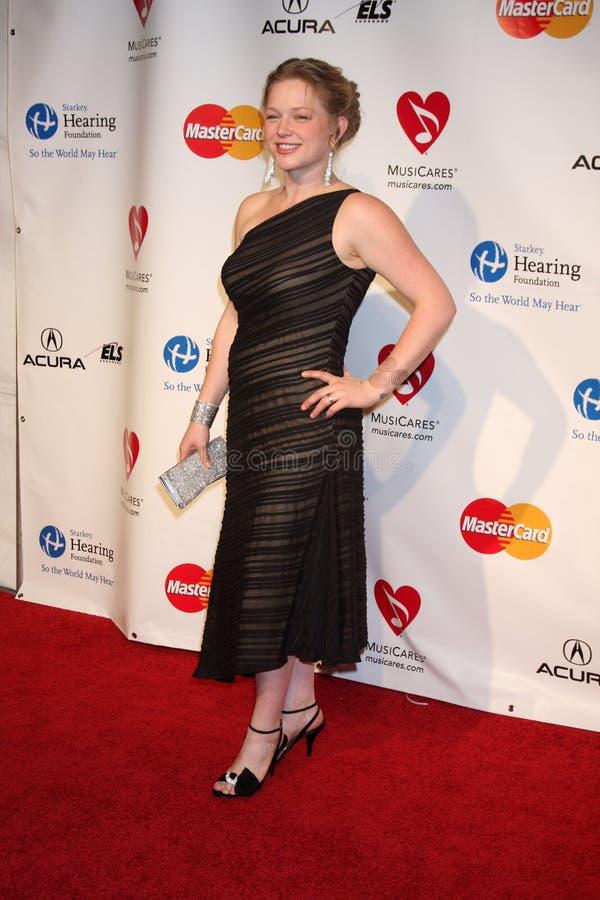Barbra Streisand royaltyfri bild