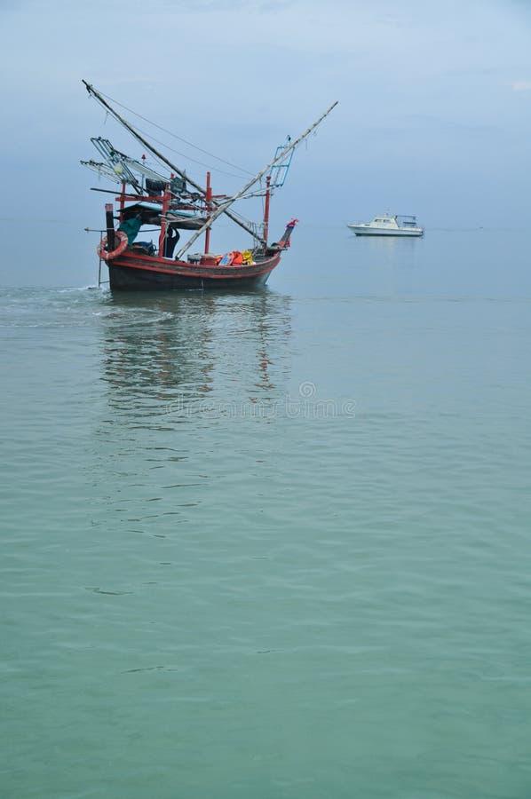 Barca 1 immagine stock