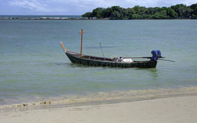 Barca di legno immagine stock libera da diritti