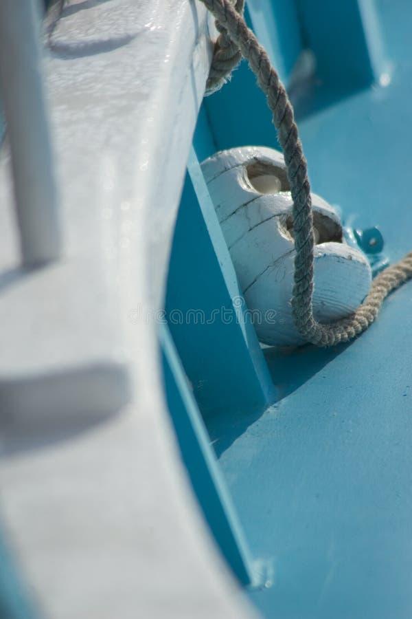Barca di legno fotografie stock libere da diritti