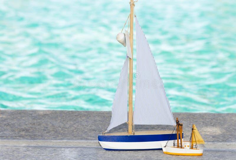 Download Barca a vela fotografia stock. Immagine di sailboat, nautical - 30829722