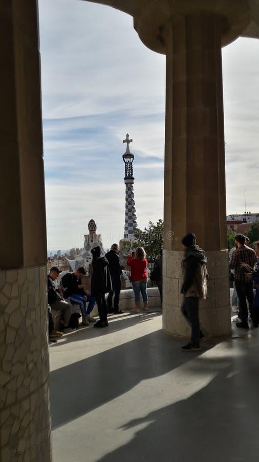 Barcellona стоковые фотографии rf