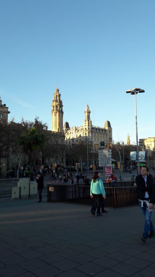 Barcellona стоковое фото
