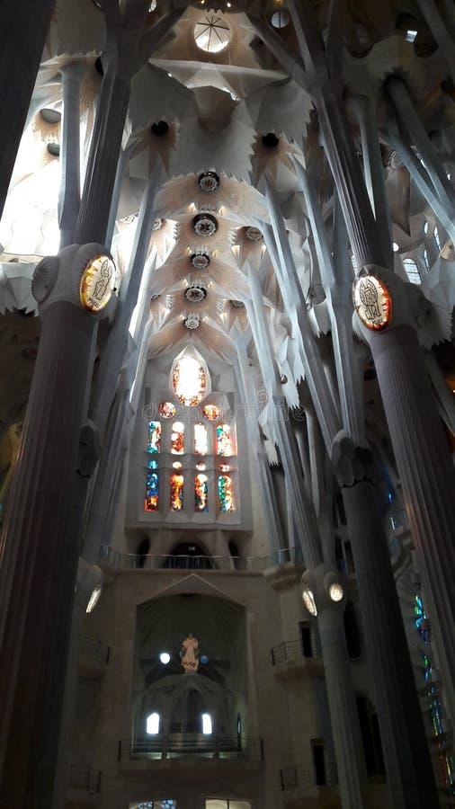 Barcellona стоковая фотография rf
