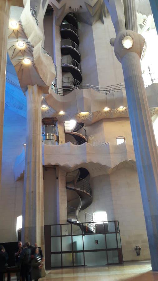 Barcellona стоковое изображение rf