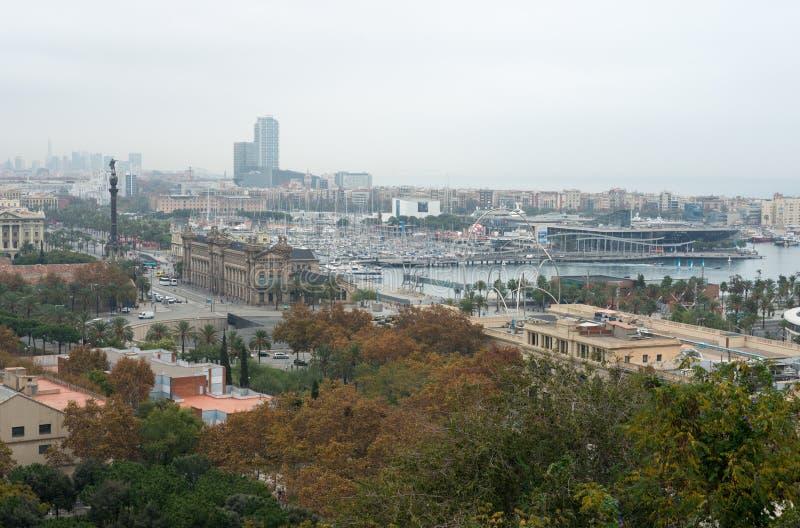 Barcellona immagine stock libera da diritti