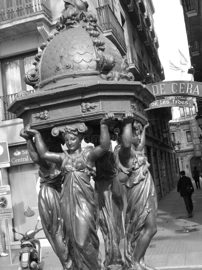 Barcelona 08 royalty free stock photo