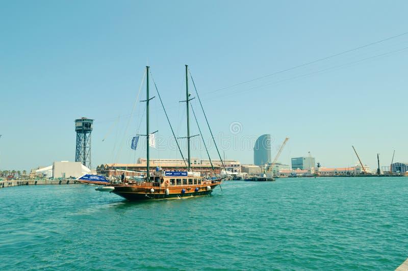 Barcelona royalty-vrije stock foto