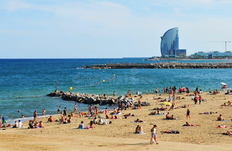Barcelona fotos de stock