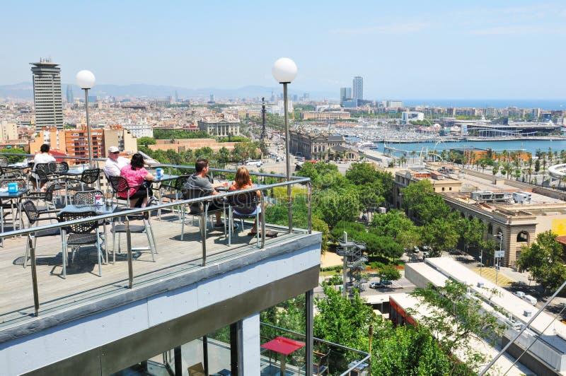 Barcelona arkivfoto