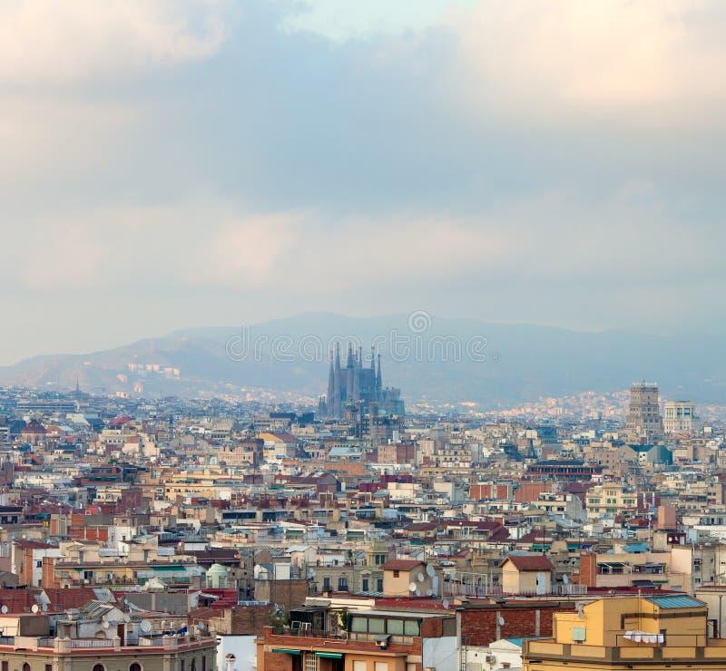 Barcelona foto de archivo
