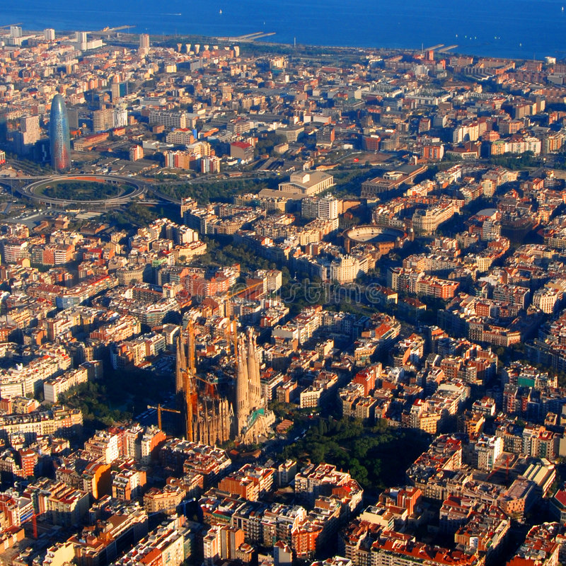 Download Barcelona Royalty Free Stock Images - Image: 3728659