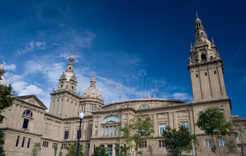 Download Barcelona stock image. Image of visiting, tourist, museum - 3881421