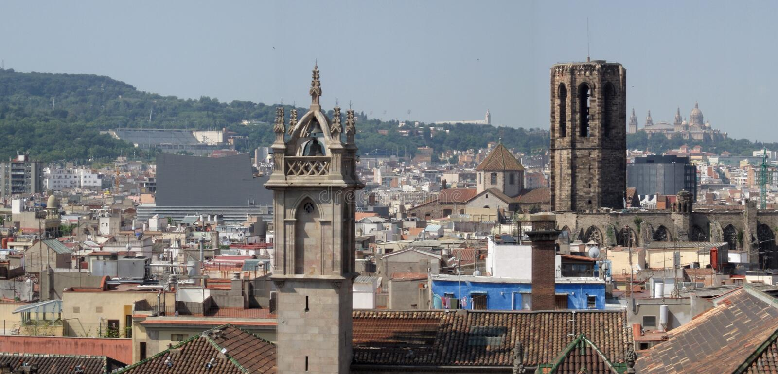 Download Barcelona Royalty Free Stock Photos - Image: 5530328