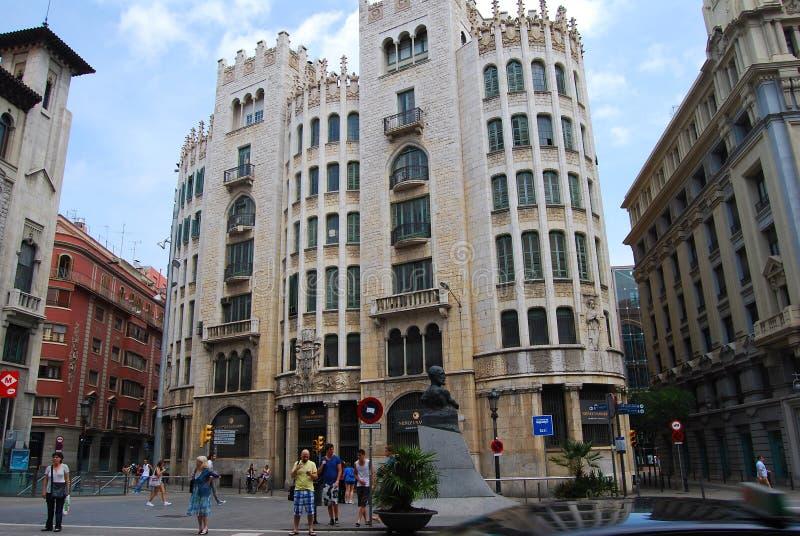 Barcelona royalty-vrije stock fotografie