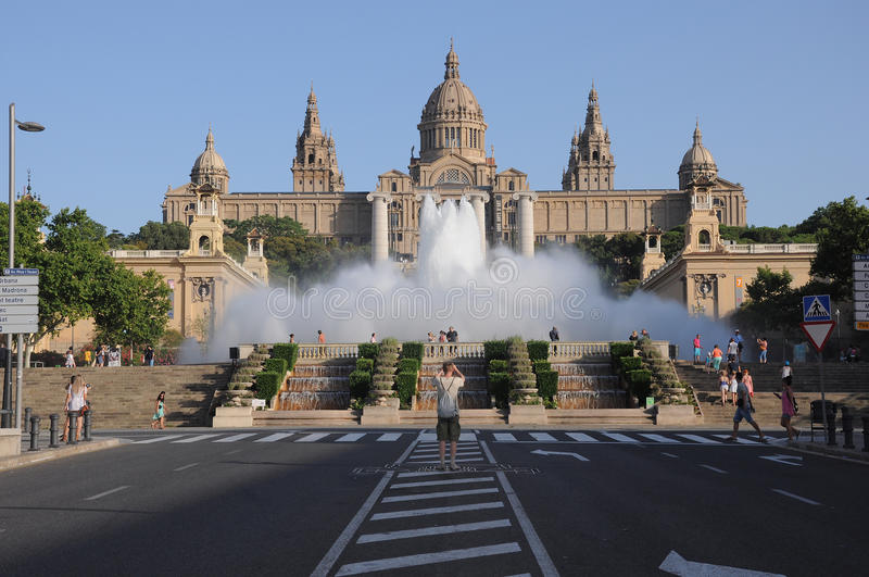 Barcelona royalty-vrije stock foto's