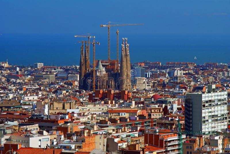 Barcelona royalty-vrije stock afbeelding