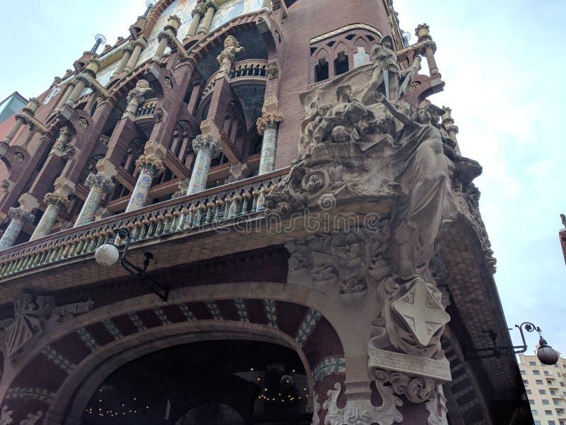 Barcelona foto de archivo libre de regalías