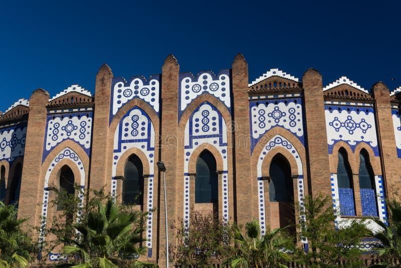 Download Barcelona Bullring La Monumental Royalty Free Stock Photos - Image: 28640008