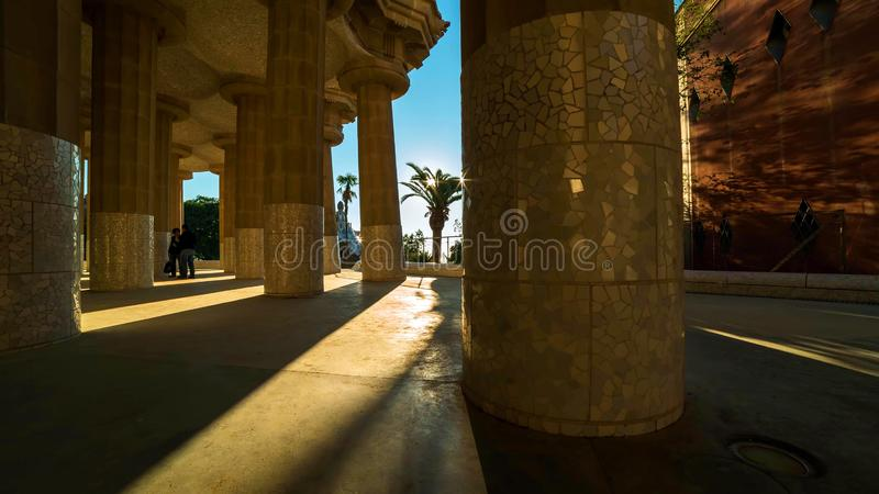 Barcelona is the capital and largest city of Catalonia, as well as the second most populous municipality of Spain stock photos