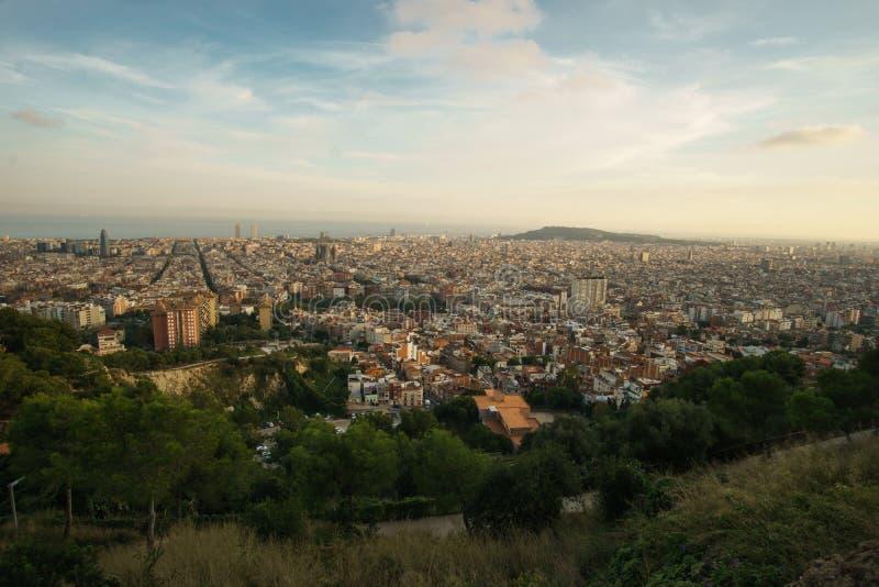 Barcelona, Catalonia, Spain imagem de stock